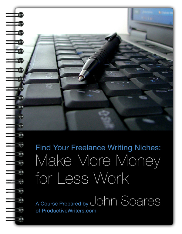 My New Course About Freelance Writing Niches